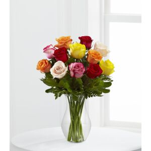 The FTD Enchanting Rose Bouquet