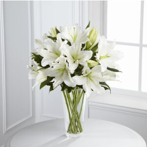 The FTD Light in Your Honor Bouquet